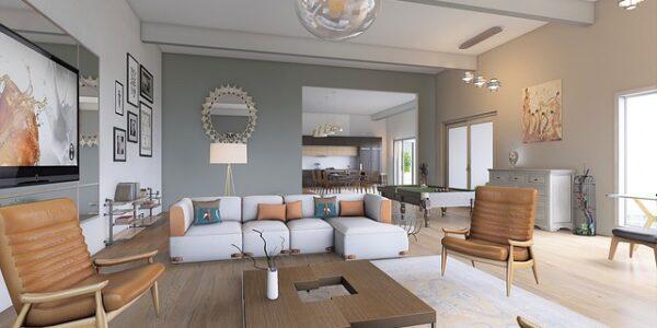 elemente decorative apartament